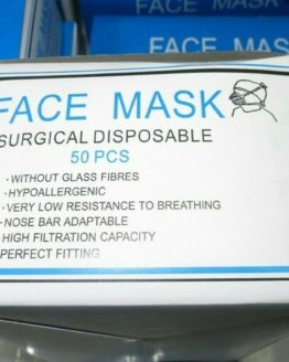 Photo of 3 Ply Surgical Face Masks ready to ship